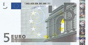 5 euro gratis