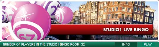 Sinds kort heeft Amsterdams Casino ook bingo in het spelaanbod
