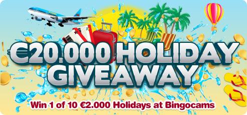 Vakantie Loterij